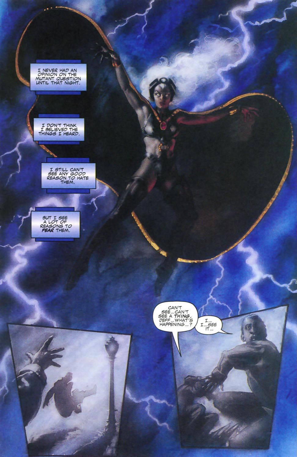 Read online Code of Honor comic -  Issue #2 - 33