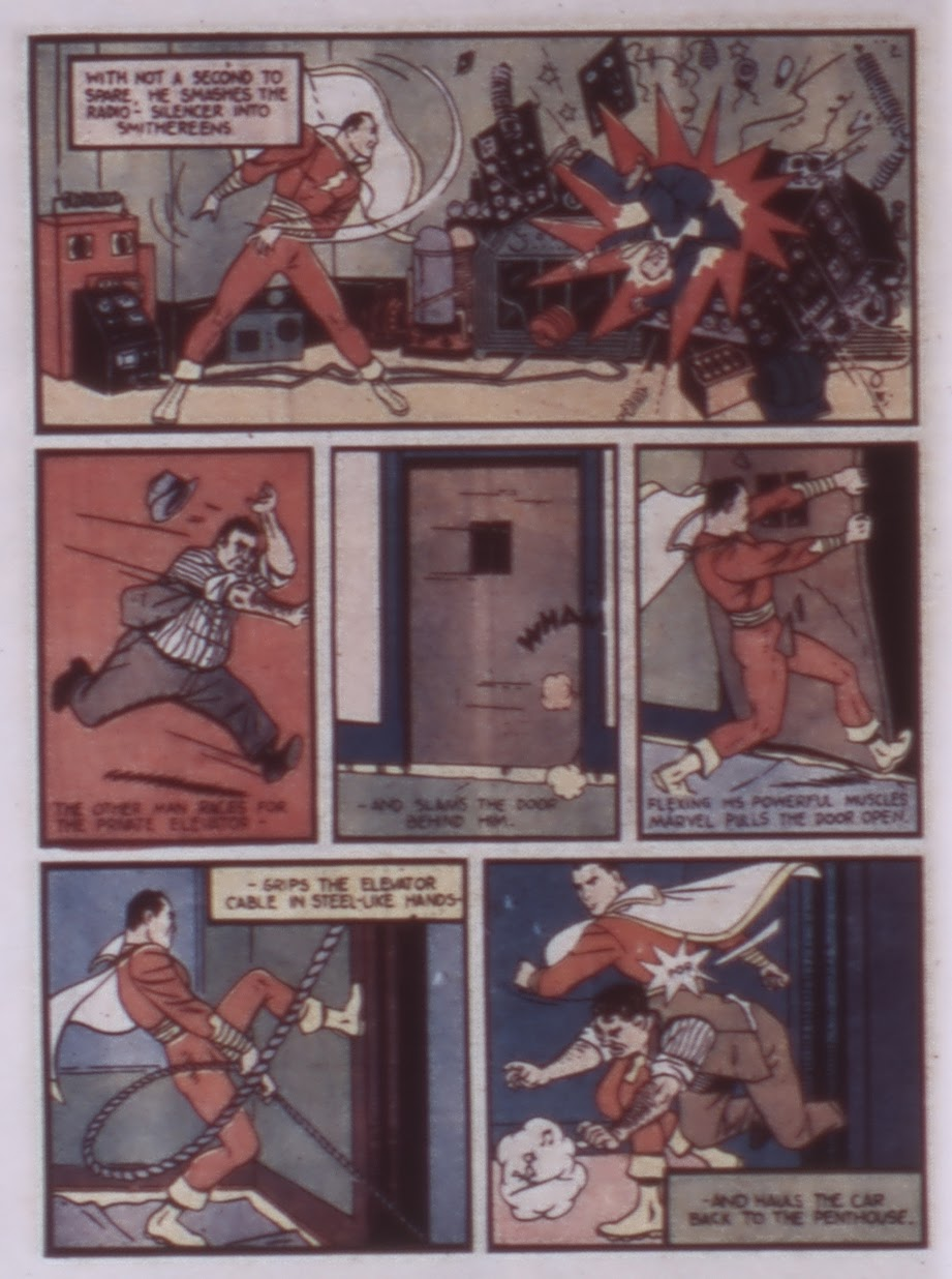 Read online WHIZ Comics comic -  Issue #1 - 12