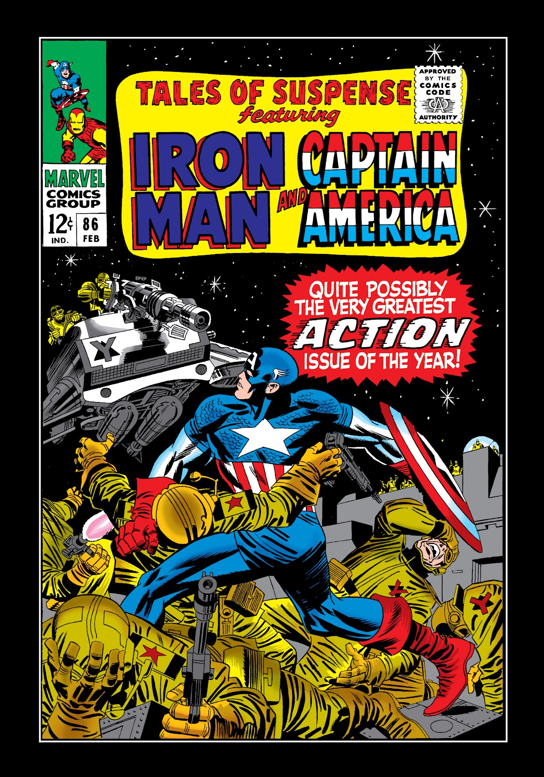Read online Marvel Masterworks: The Invincible Iron Man comic -  Issue # TPB 4 (Part 1) - 32
