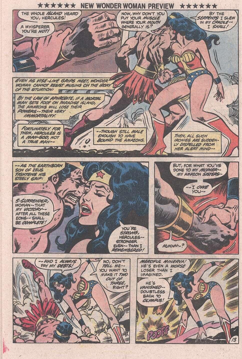 Read online Wonder Woman (1942) comic -  Issue #287b - 14