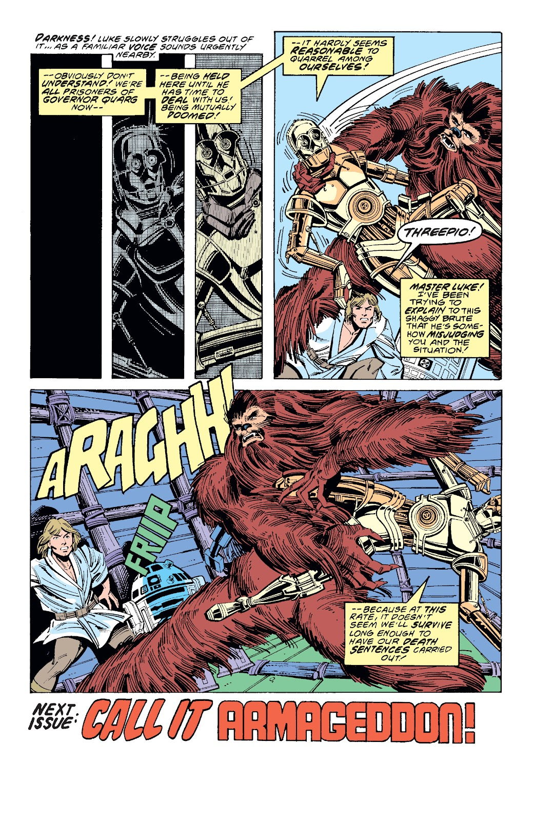 Read online Star Wars Legends: The Original Marvel Years - Epic Collection comic -  Issue # TPB 1 (Part 3) - 43