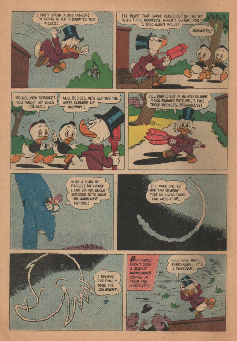 Walt Disney's Comics and Stories issue 194 - Page 10