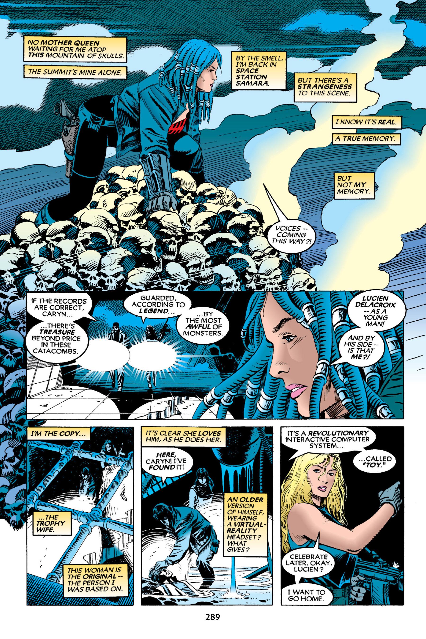 Read online Aliens vs. Predator Omnibus comic -  Issue # _TPB 2 Part 3 - 64
