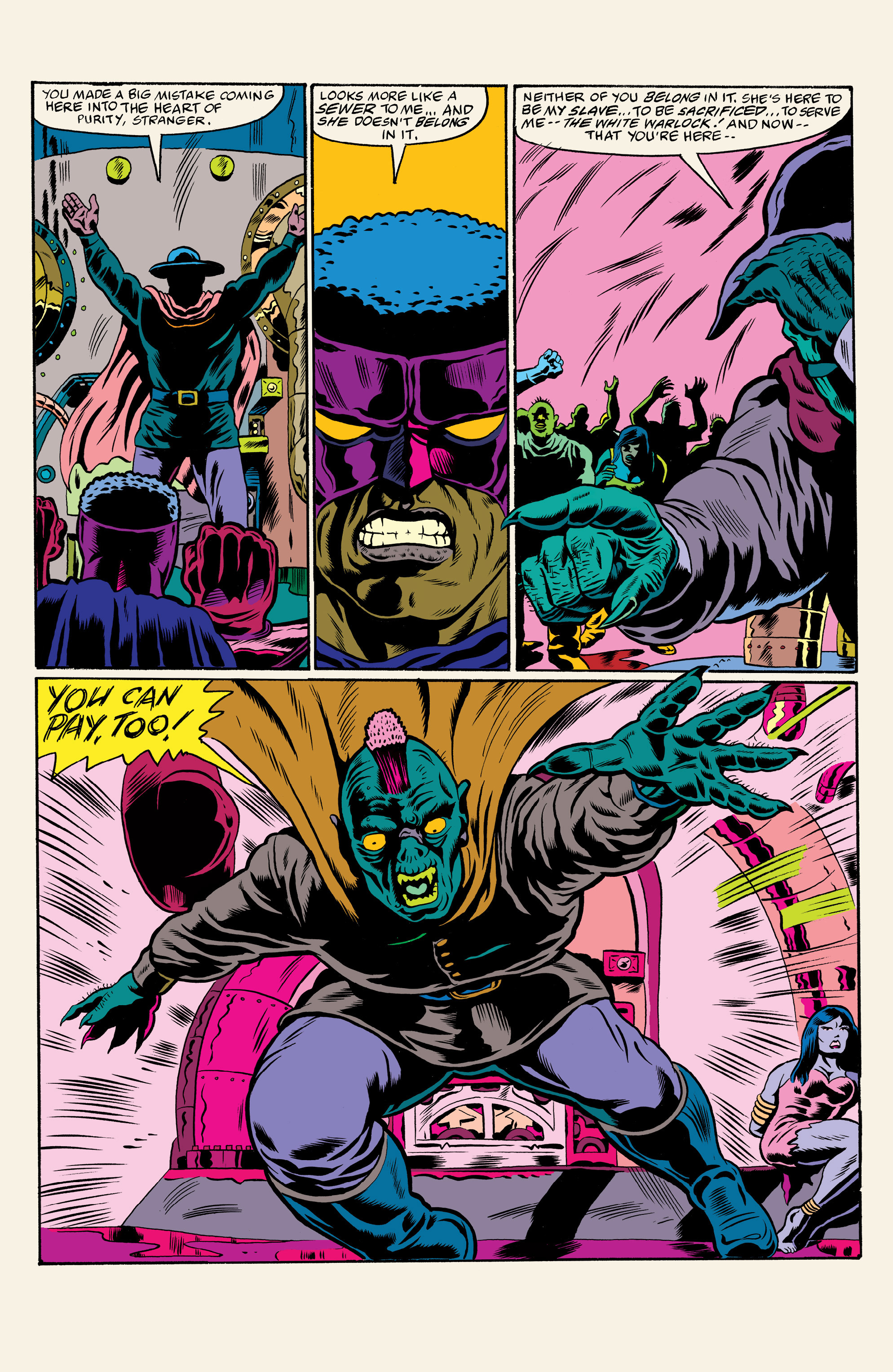 Read online All Time Comics: Crime Destroyer comic -  Issue #1 - 15