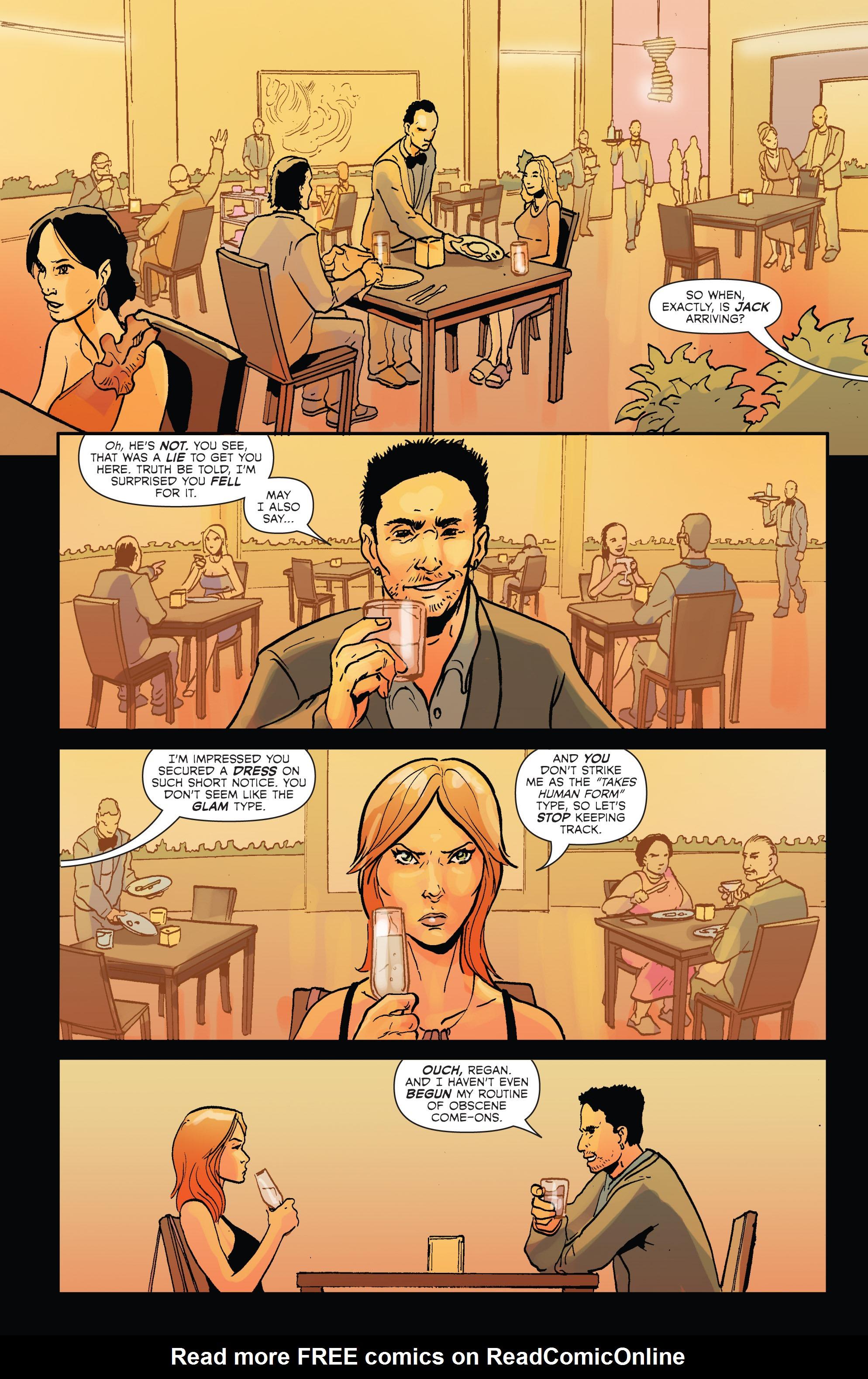 Read online Hoax Hunters (2012) comic -  Issue # TPB 2 - 19