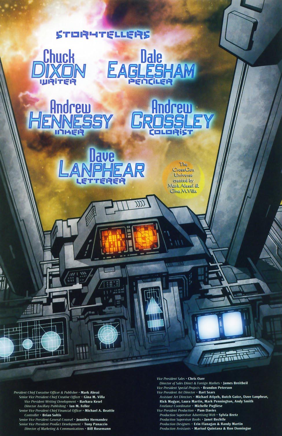Read online Sigil (2000) comic -  Issue #38 - 20