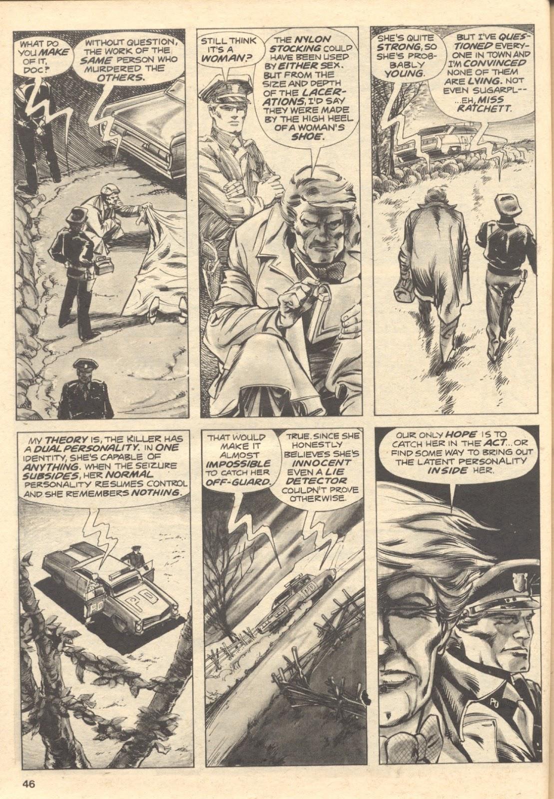 Comic Creepy (1964) issue 117