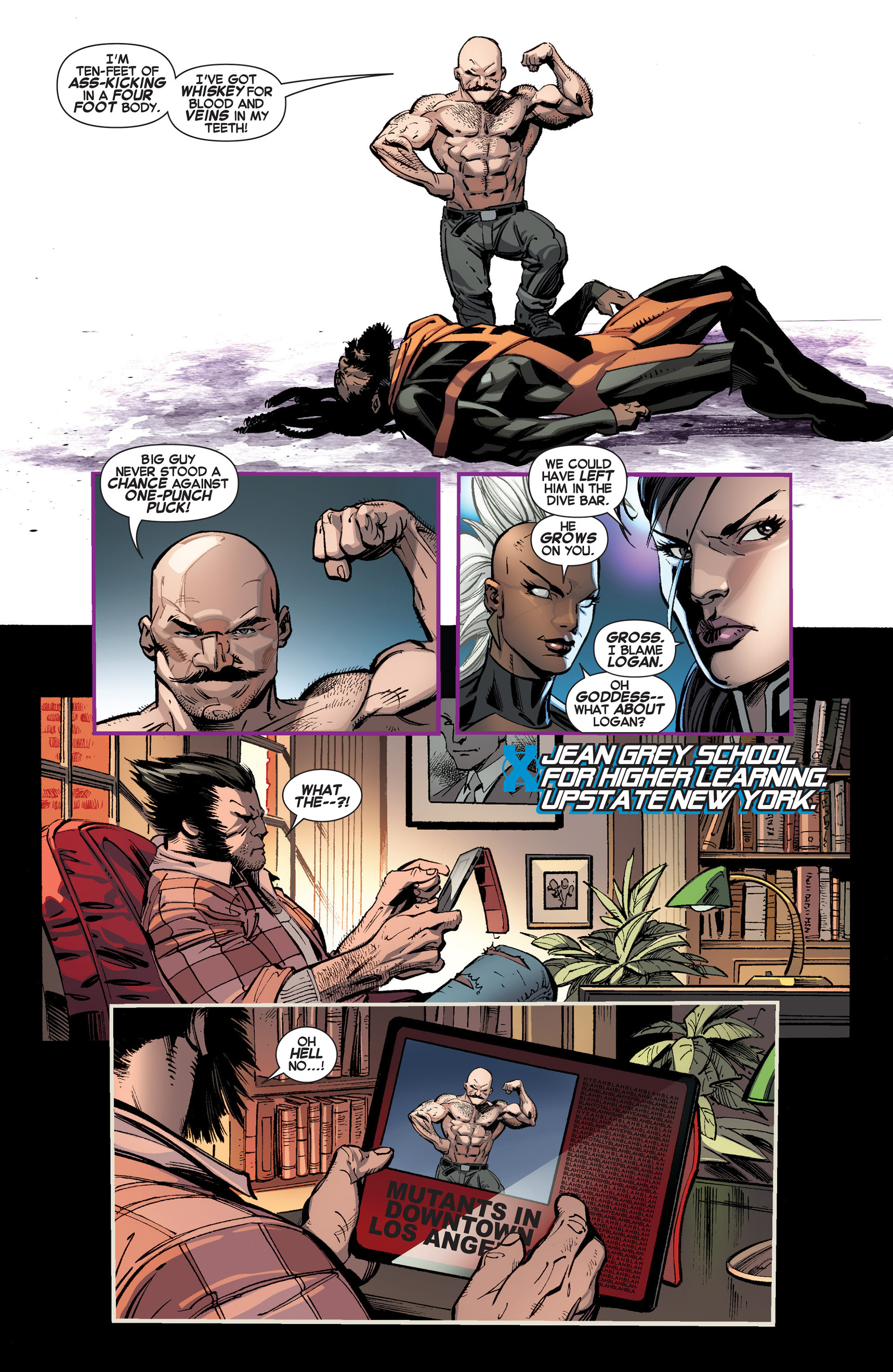 Read online Uncanny X-Force (2013) comic -  Issue #4 - 20