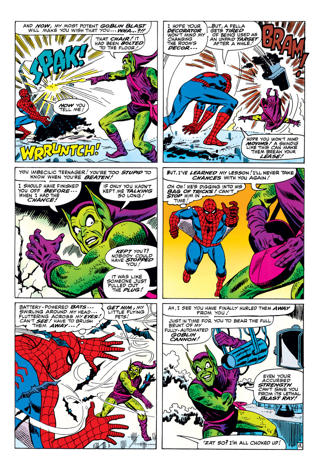 The Amazing Spider-Man (1963) 40 Page 15