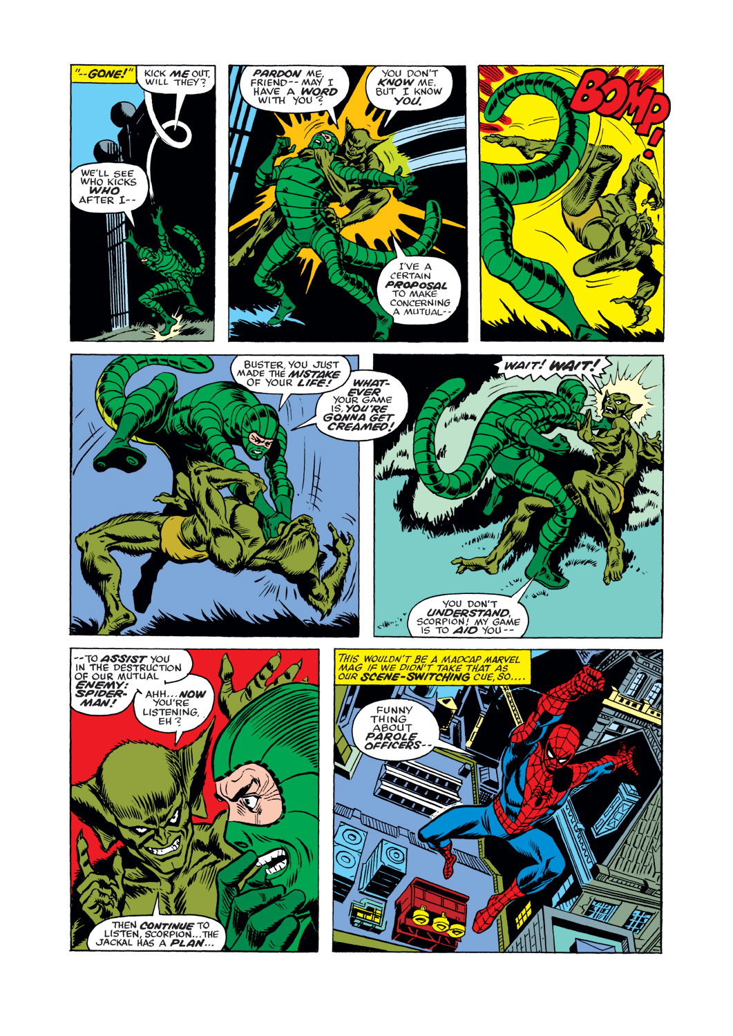 The Amazing Spider-Man (1963) 146 Page 8