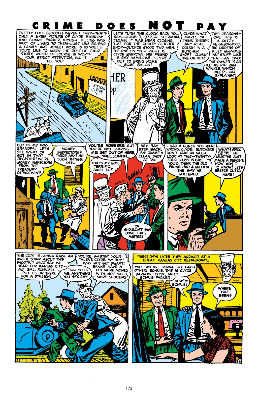 Read online Crime Does Not Pay Archives comic -  Issue # TPB 9 (Part 2) - 74