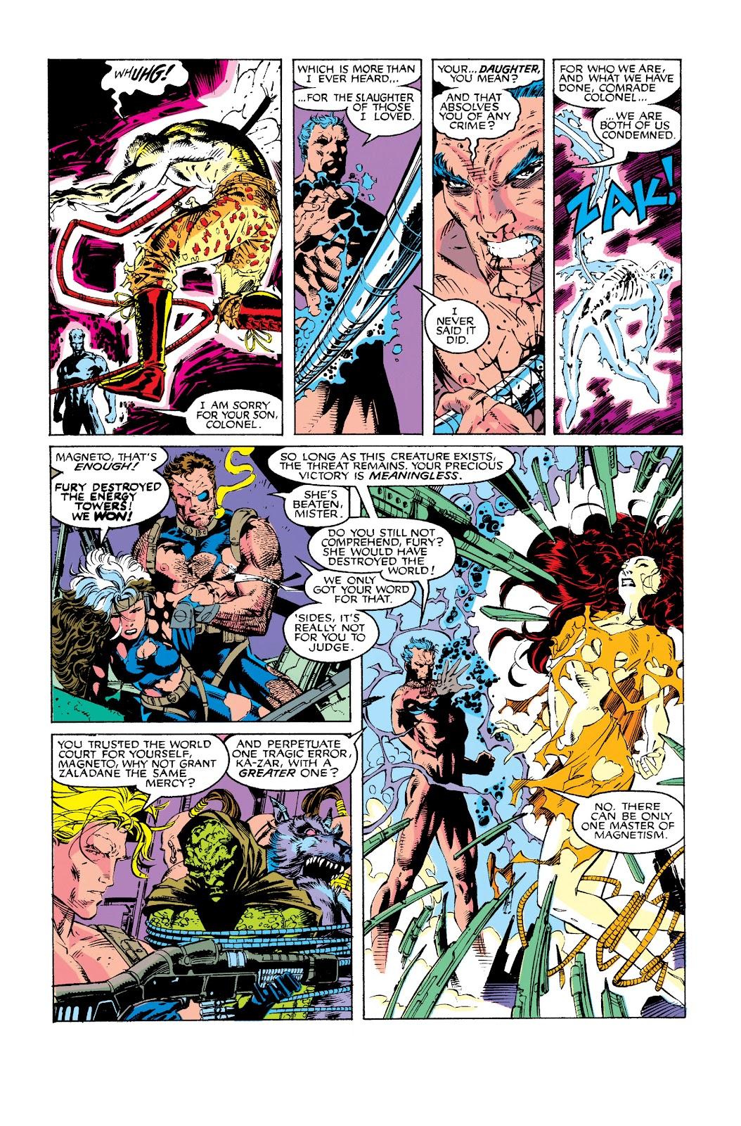 Uncanny X-Men (1963) issue 275 - Page 31