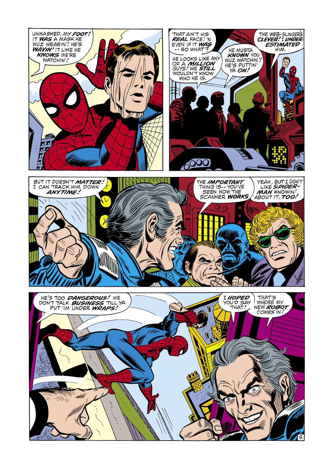 The Amazing Spider-Man (1963) 106 Page 9