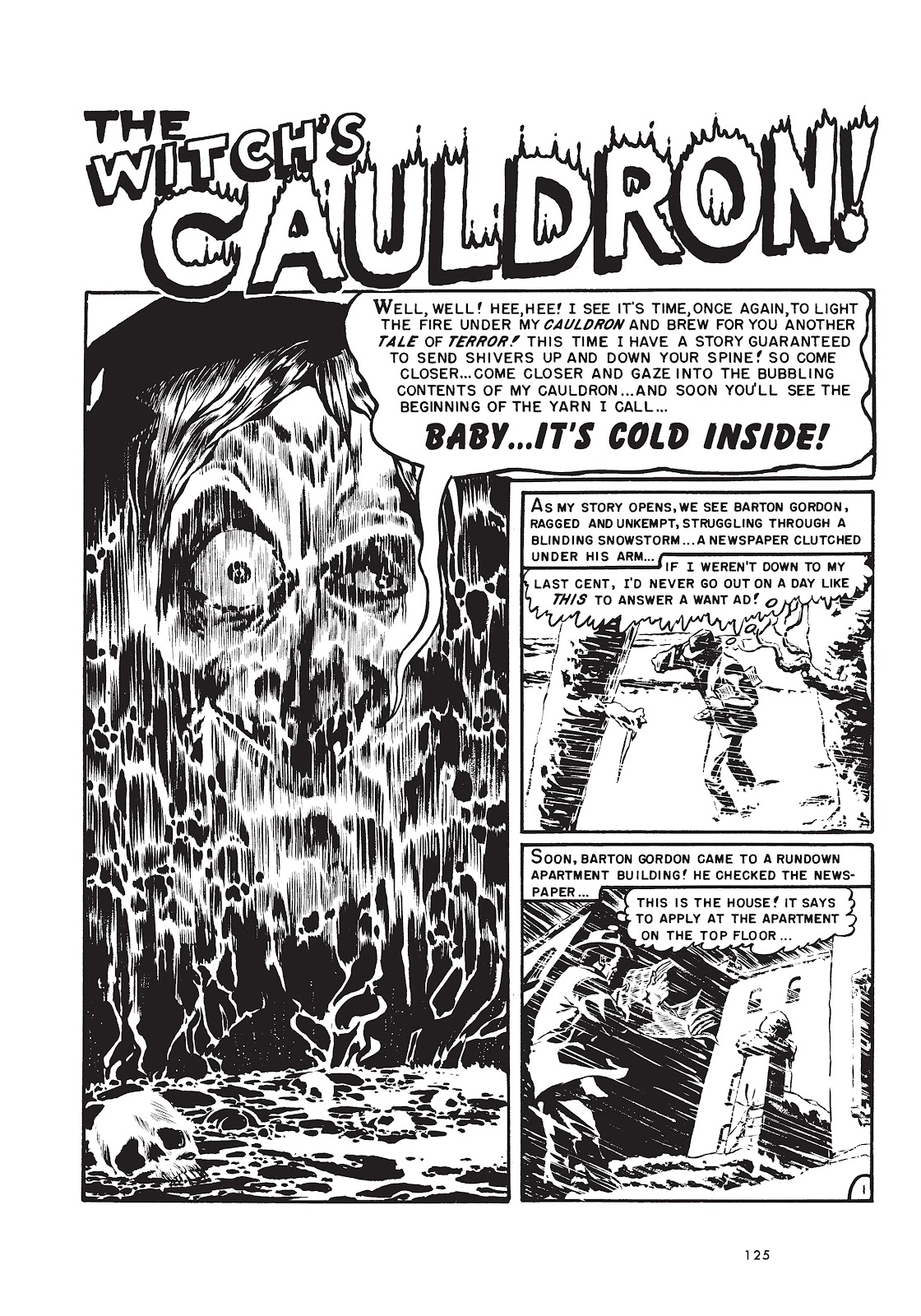 Read online Doctor of Horror and Other Stories comic -  Issue # TPB (Part 2) - 41