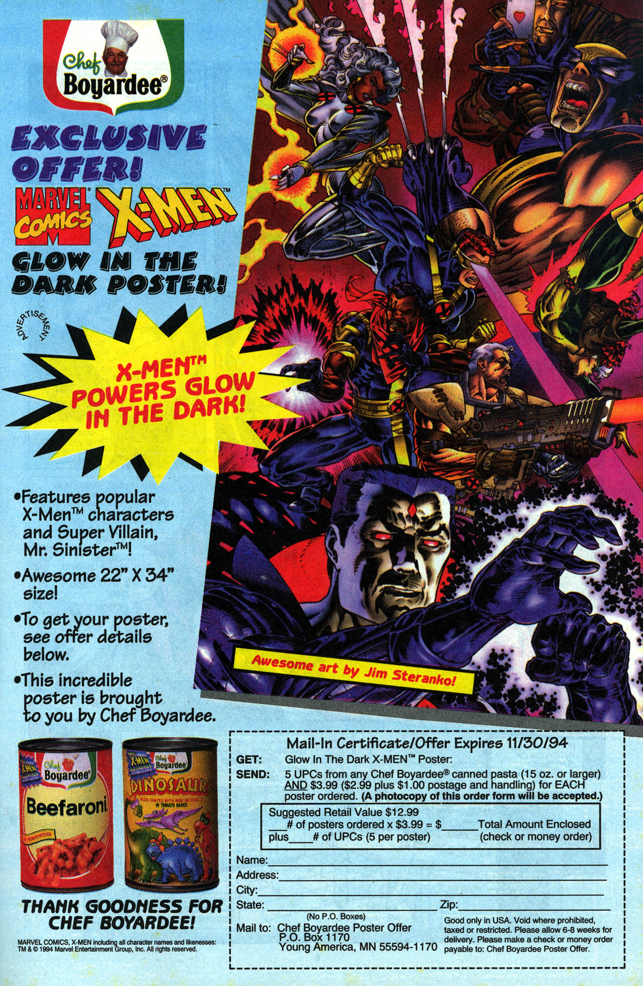 Read online X-Force (1991) comic -  Issue #34 - 7
