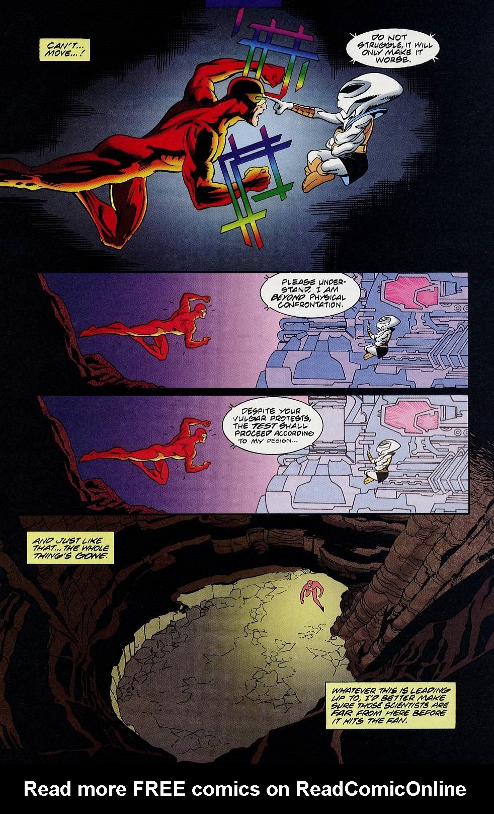 Read online Solar, Man of the Atom comic -  Issue #58 - 9