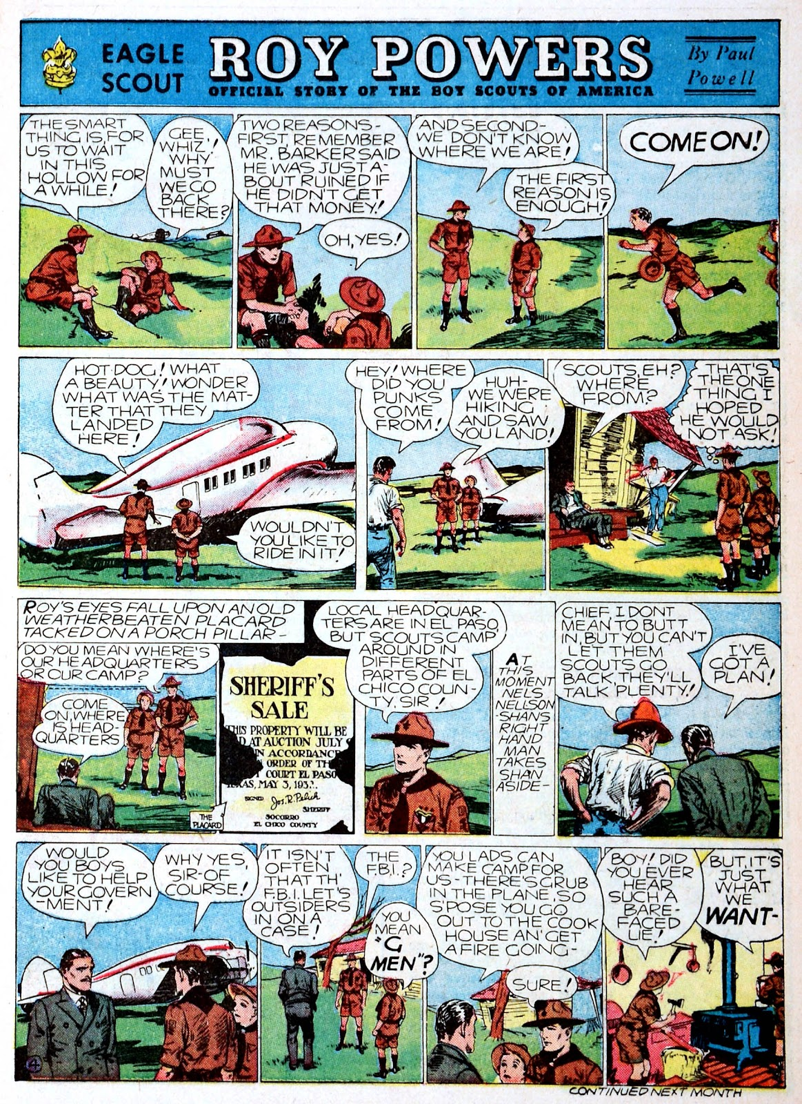 Read online Famous Funnies comic -  Issue #76 - 9
