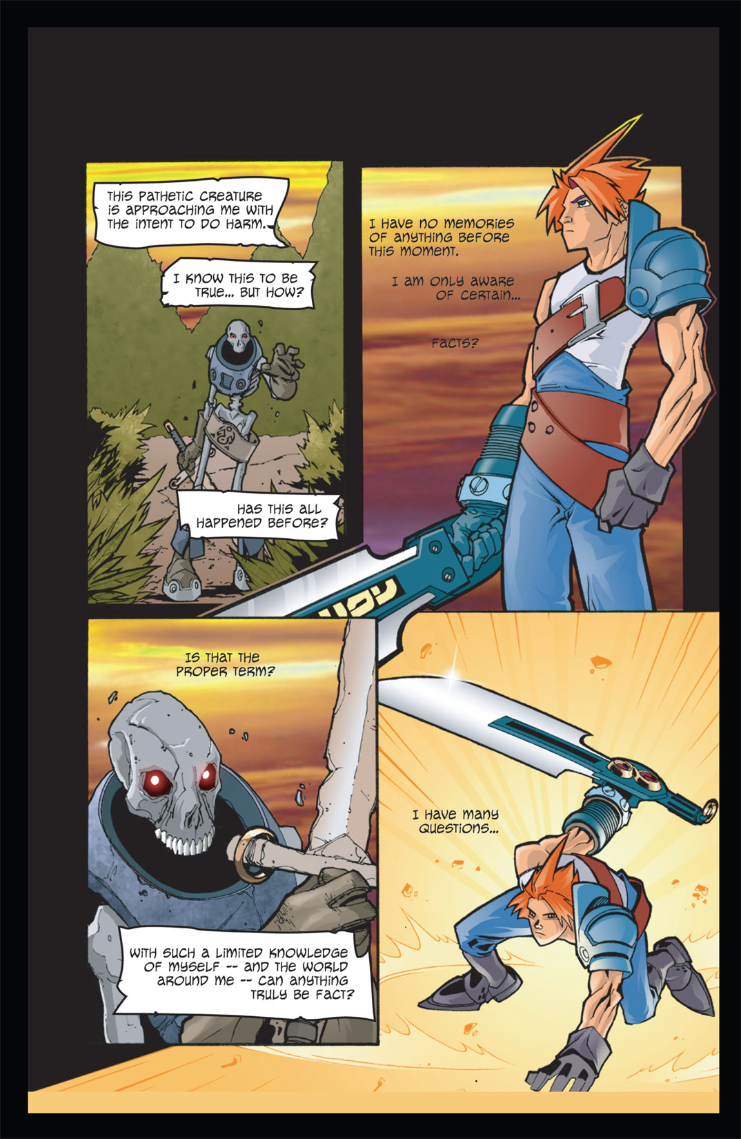 Read online Nightmare World comic -  Issue # Vol. 1 Thirteen Tales of Terror - 83