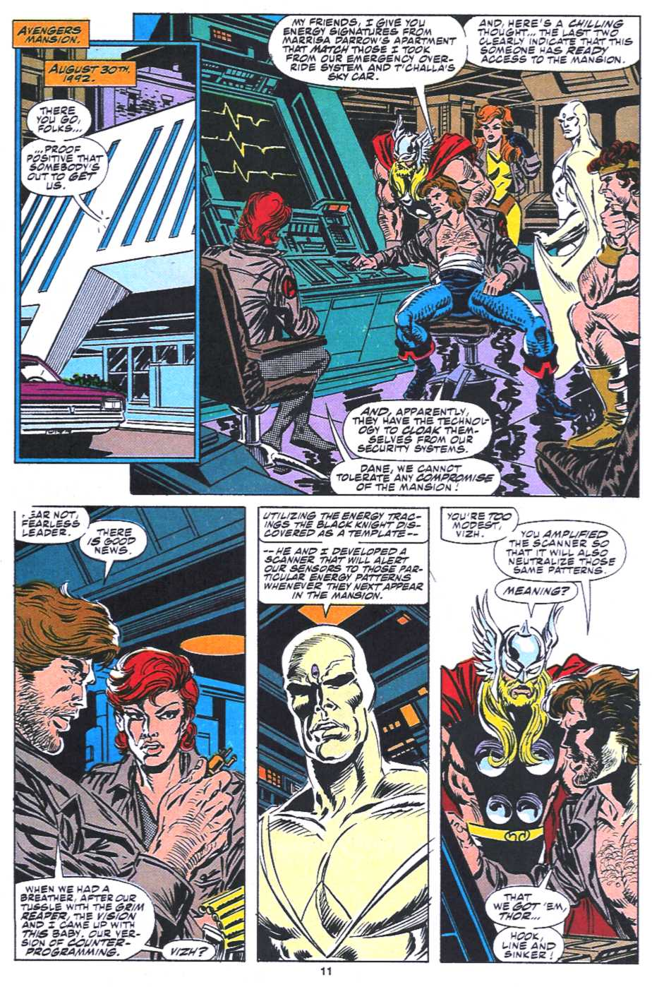 The Avengers (1963) 355 Page 8