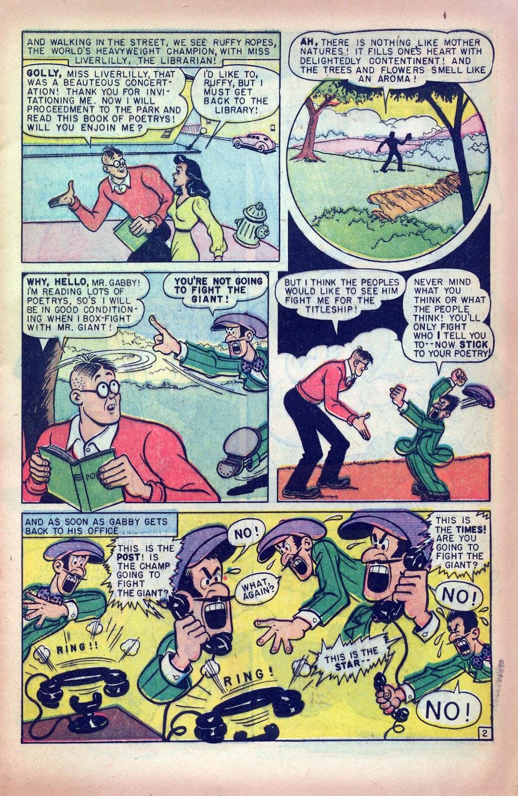 Read online Joker Comics comic -  Issue #27 - 13