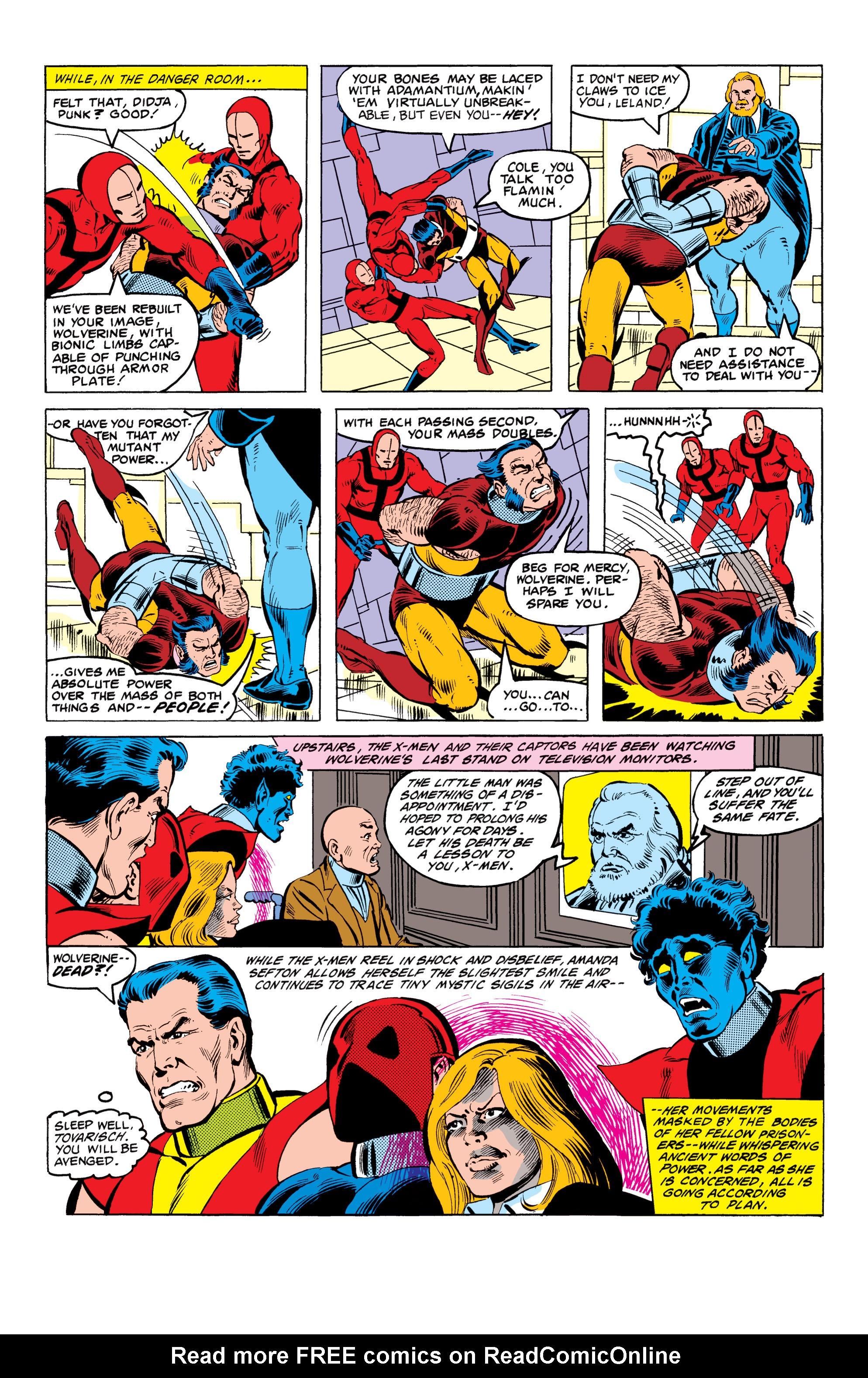 Read online Uncanny X-Men (1963) comic -  Issue #152 - 12
