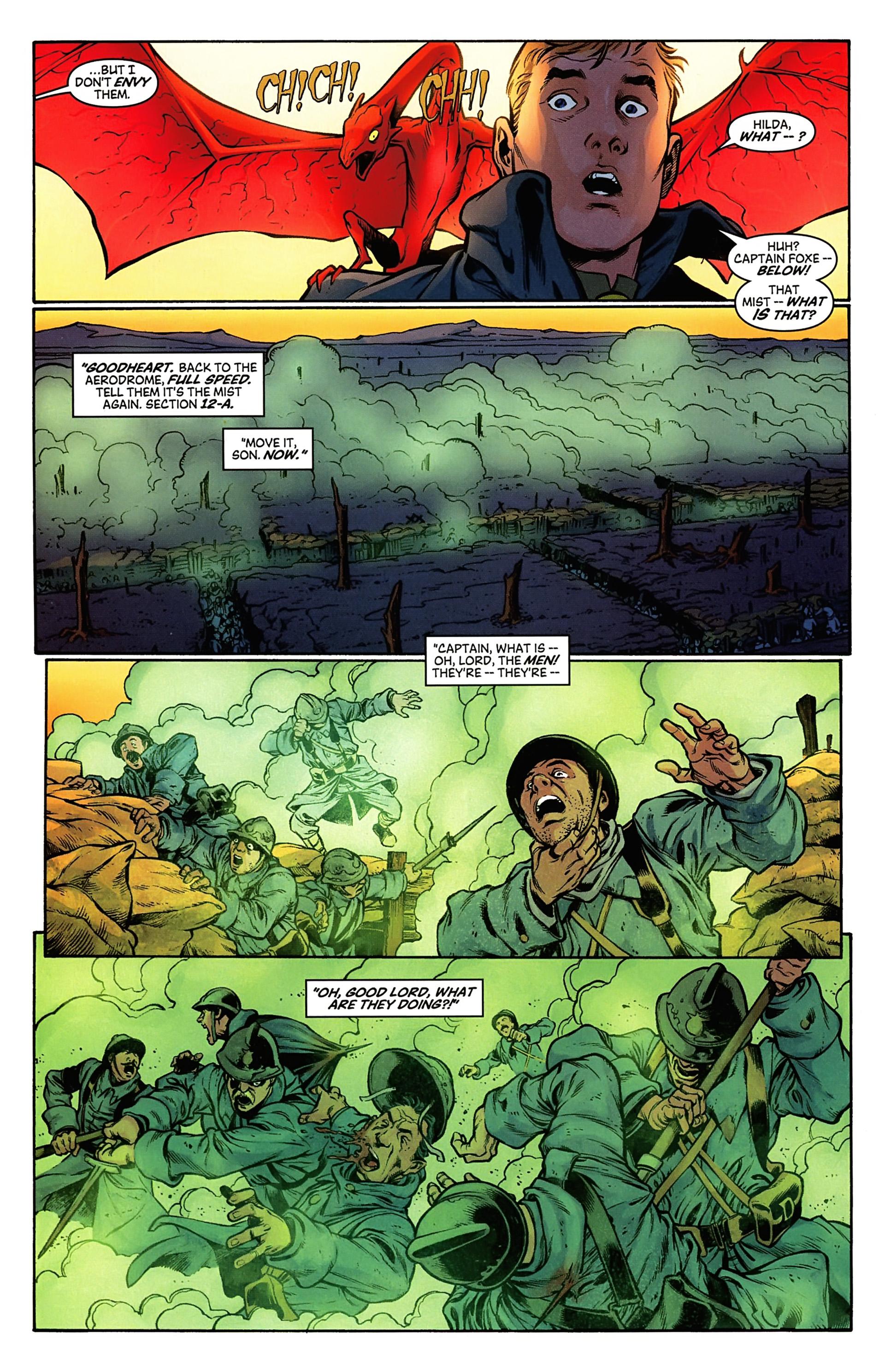 Read online Arrowsmith comic -  Issue #4 - 21