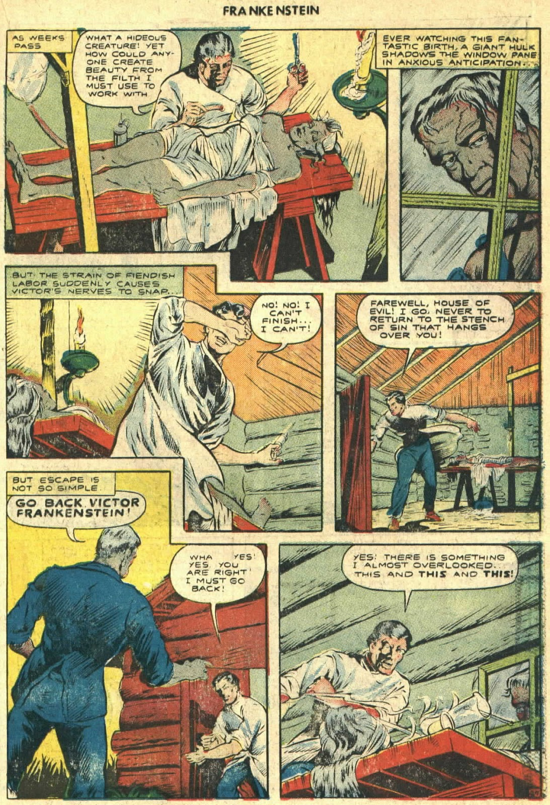 Classics Illustrated issue 26 - Page 29