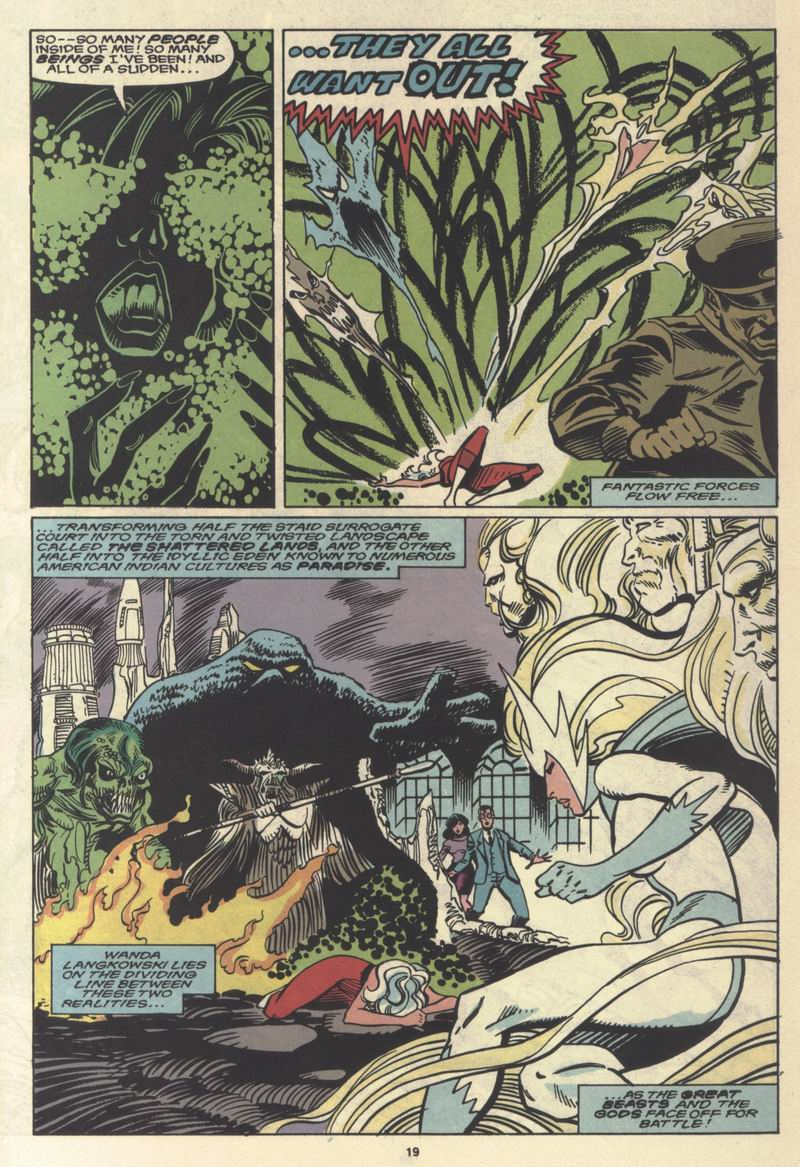 Read online Alpha Flight (1983) comic -  Issue #64 - 20