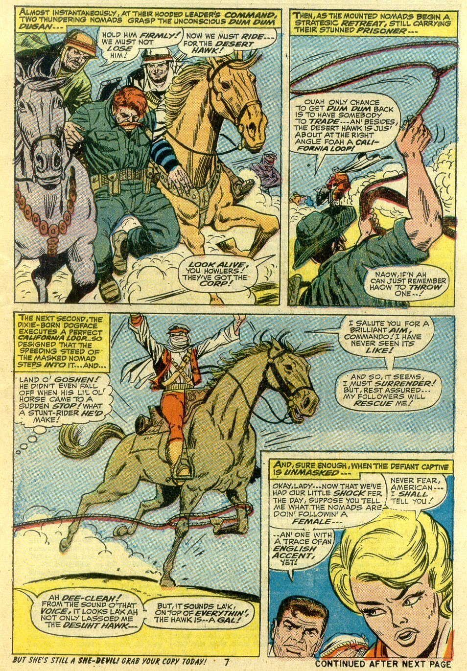 Read online Sgt. Fury comic -  Issue #107 - 9