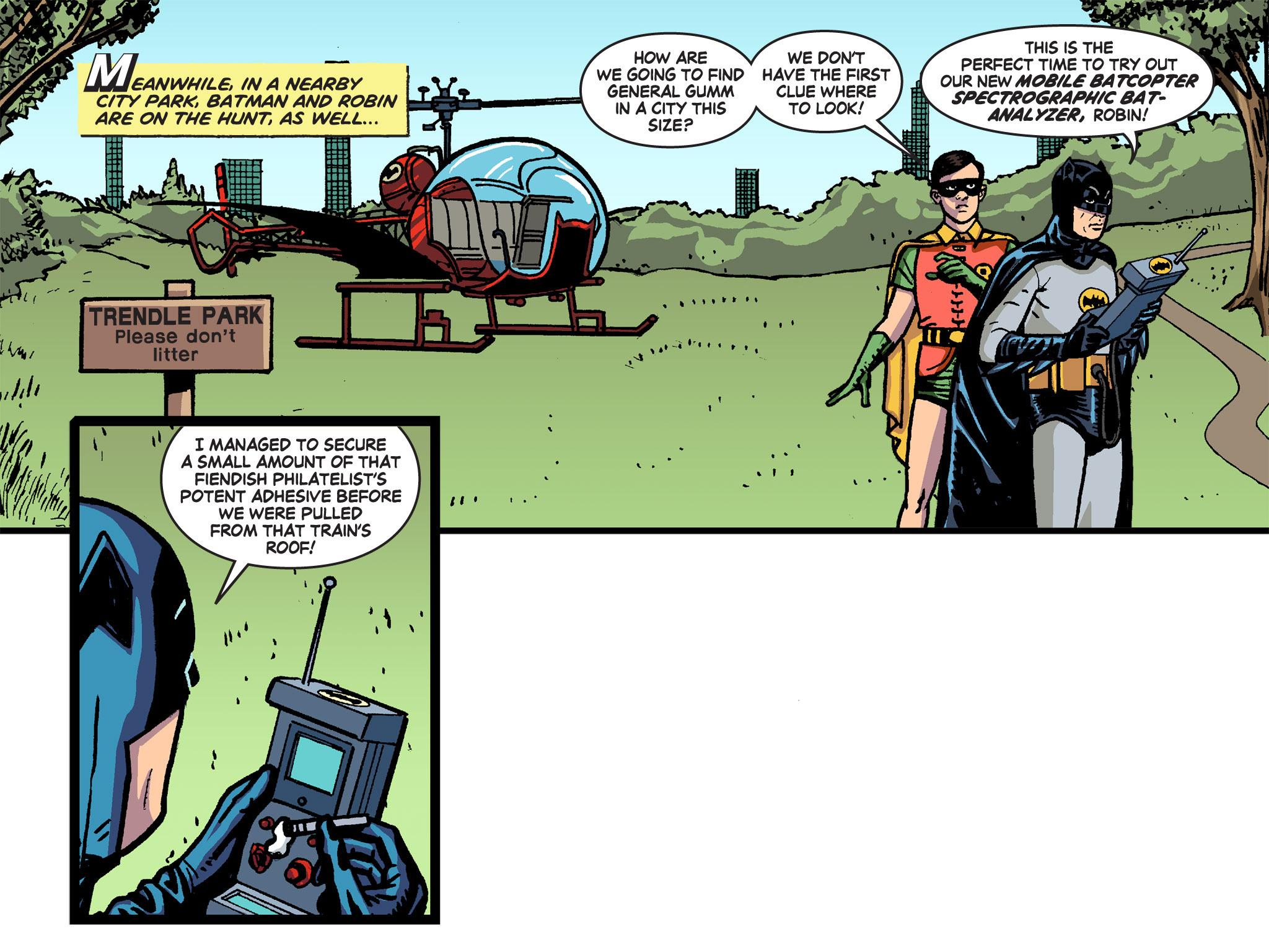 Read online Batman '66 Meets the Green Hornet [II] comic -  Issue #4 - 64