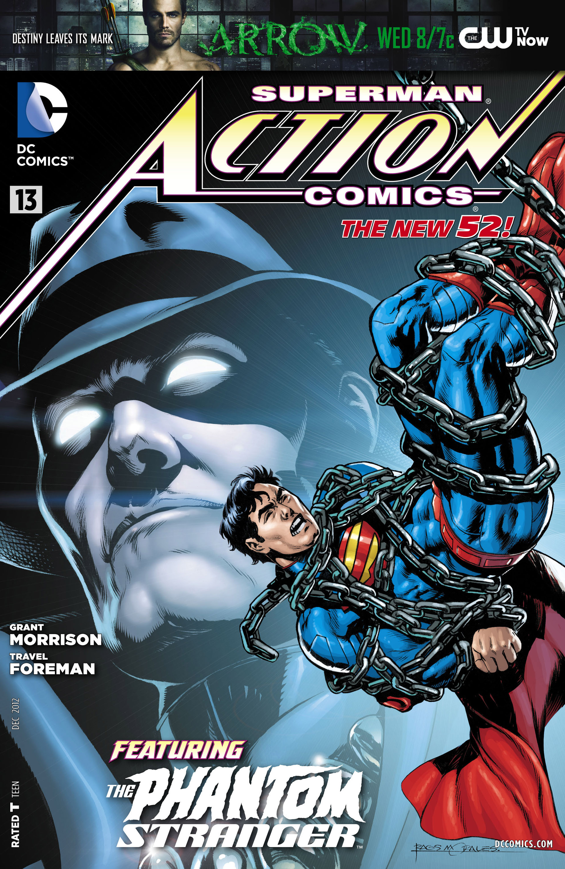 Read online Action Comics (2011) comic -  Issue #13 - 33