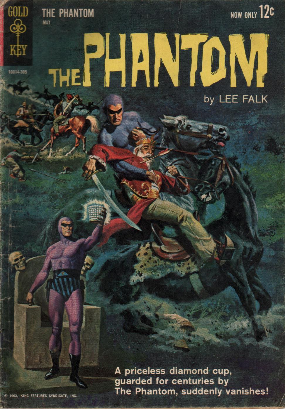 The Phantom (1962) 3 Page 1
