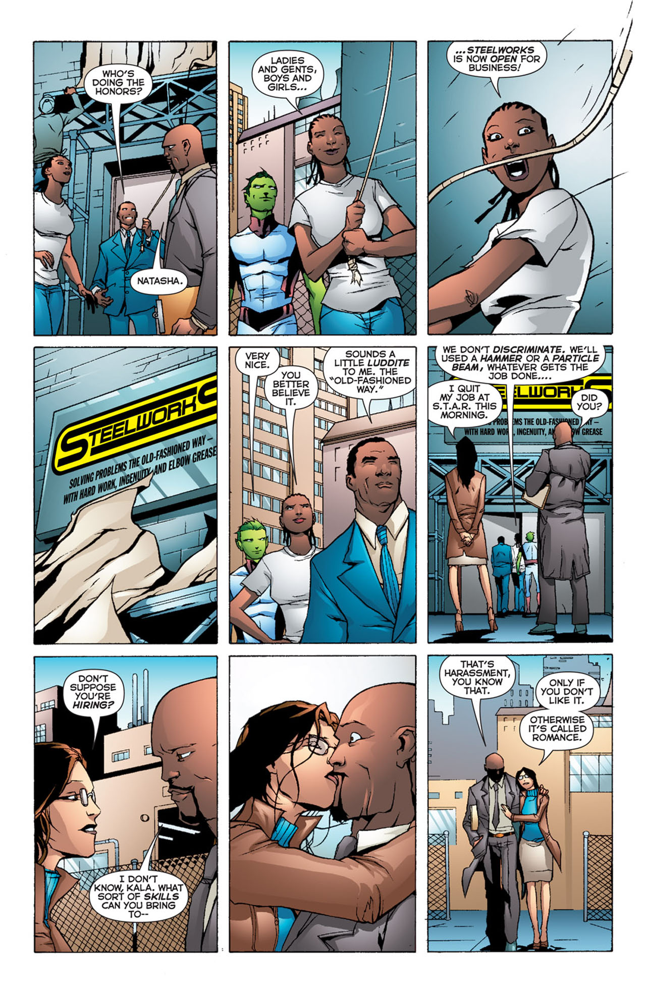 Read online 52 comic -  Issue #47 - 15