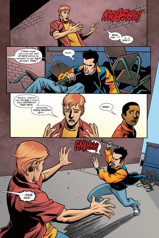 Read online Machine Teen comic -  Issue #2 - 18