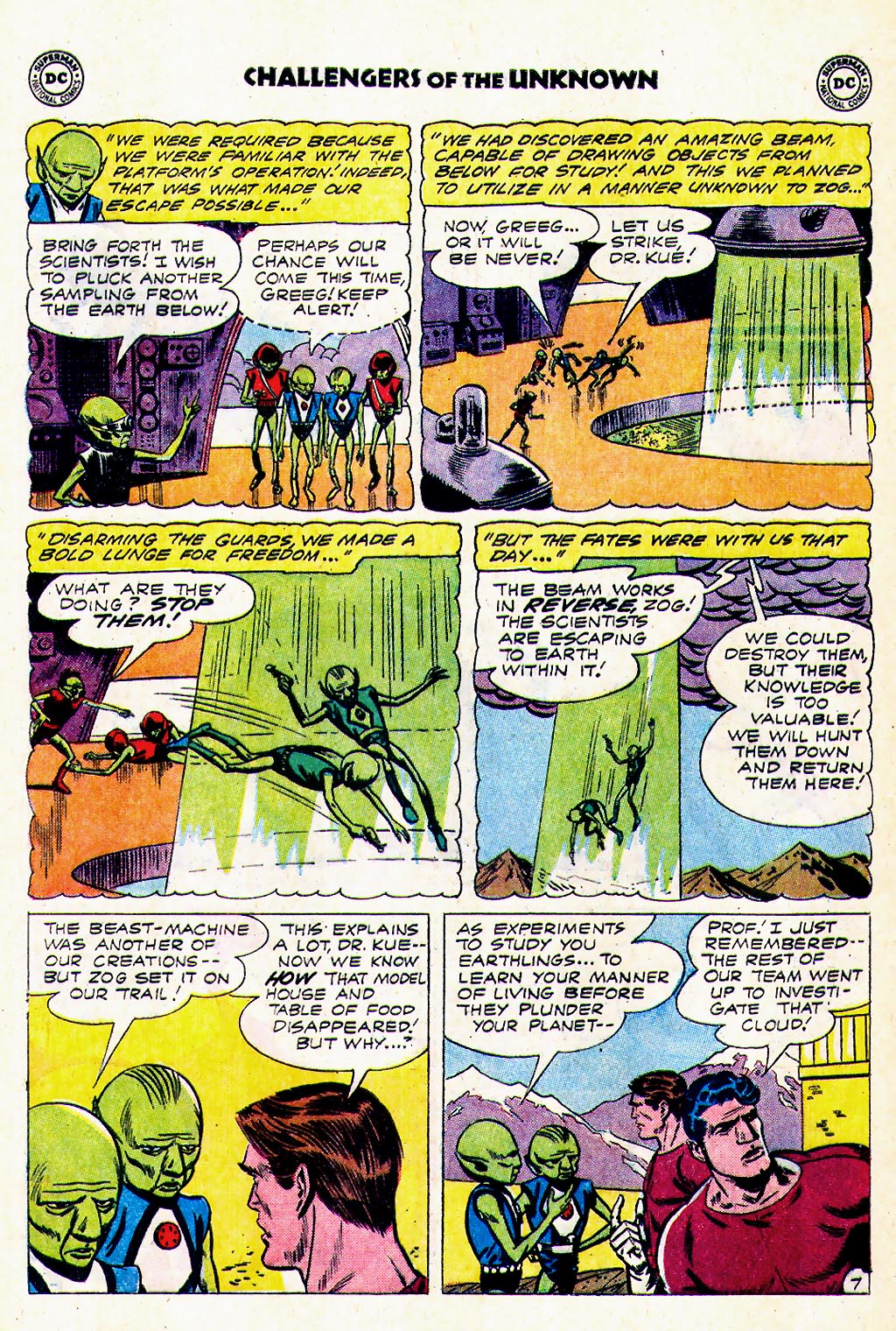 Challengers of the Unknown (1958) issue 23 - Page 24