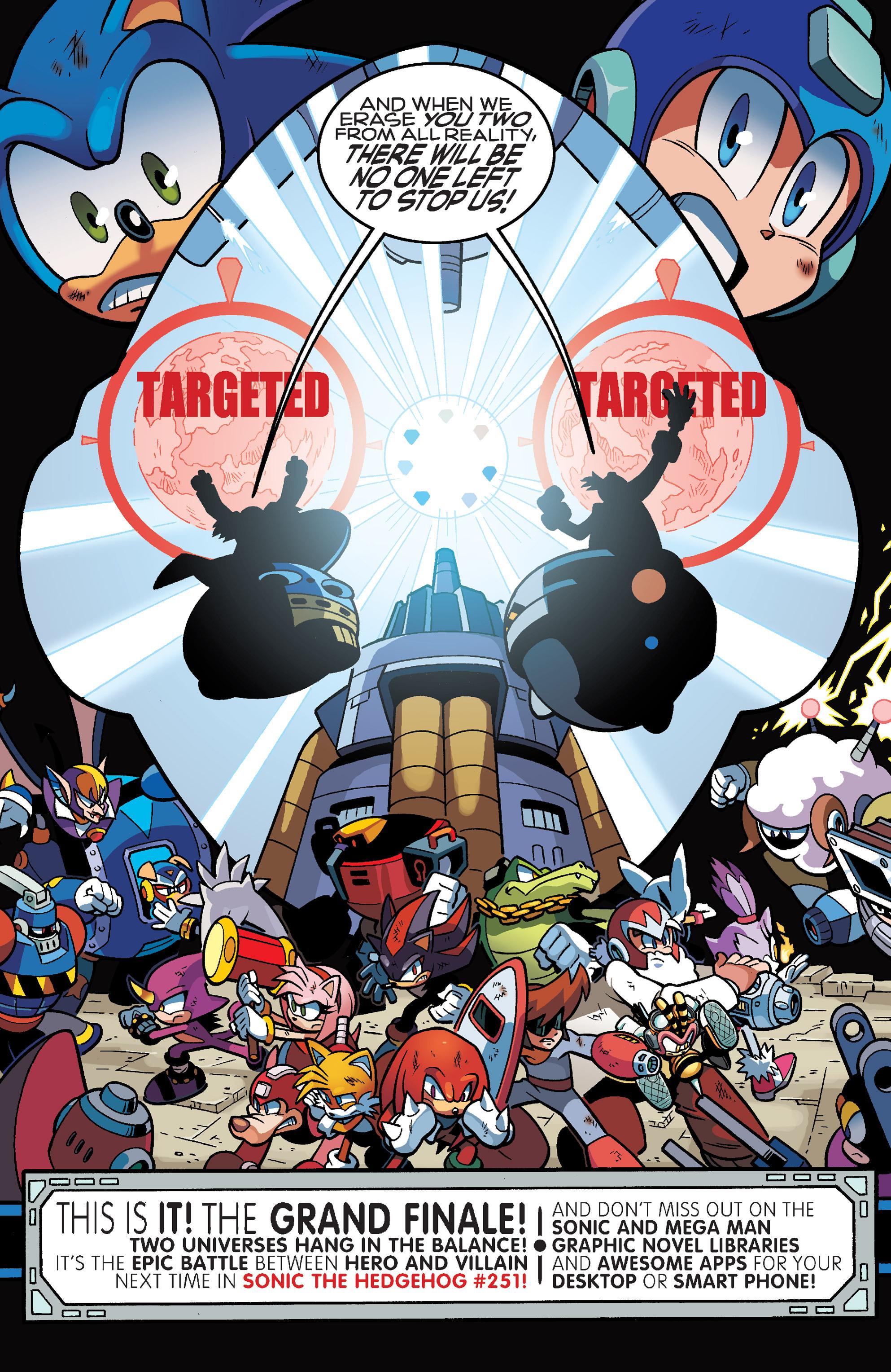 Read online Sonic Mega Man Worlds Collide comic -  Issue # Vol 3 - 91