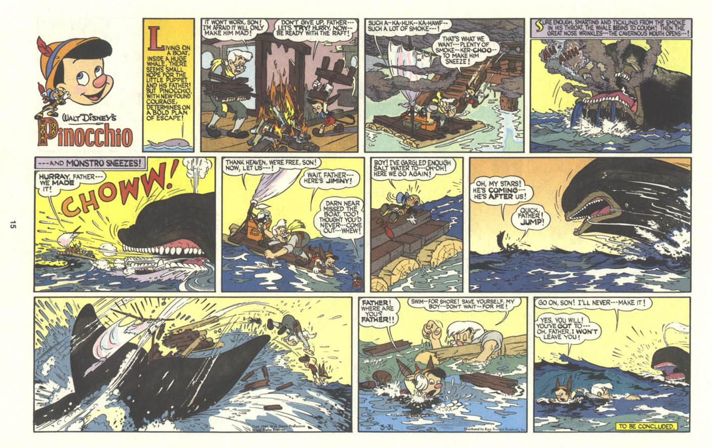 Walt Disney's Comics and Stories issue 574 - Page 41