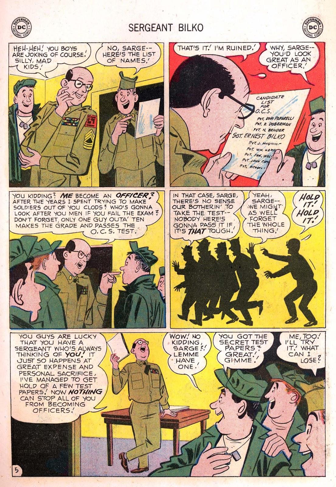 Sergeant Bilko issue 7 - Page 7
