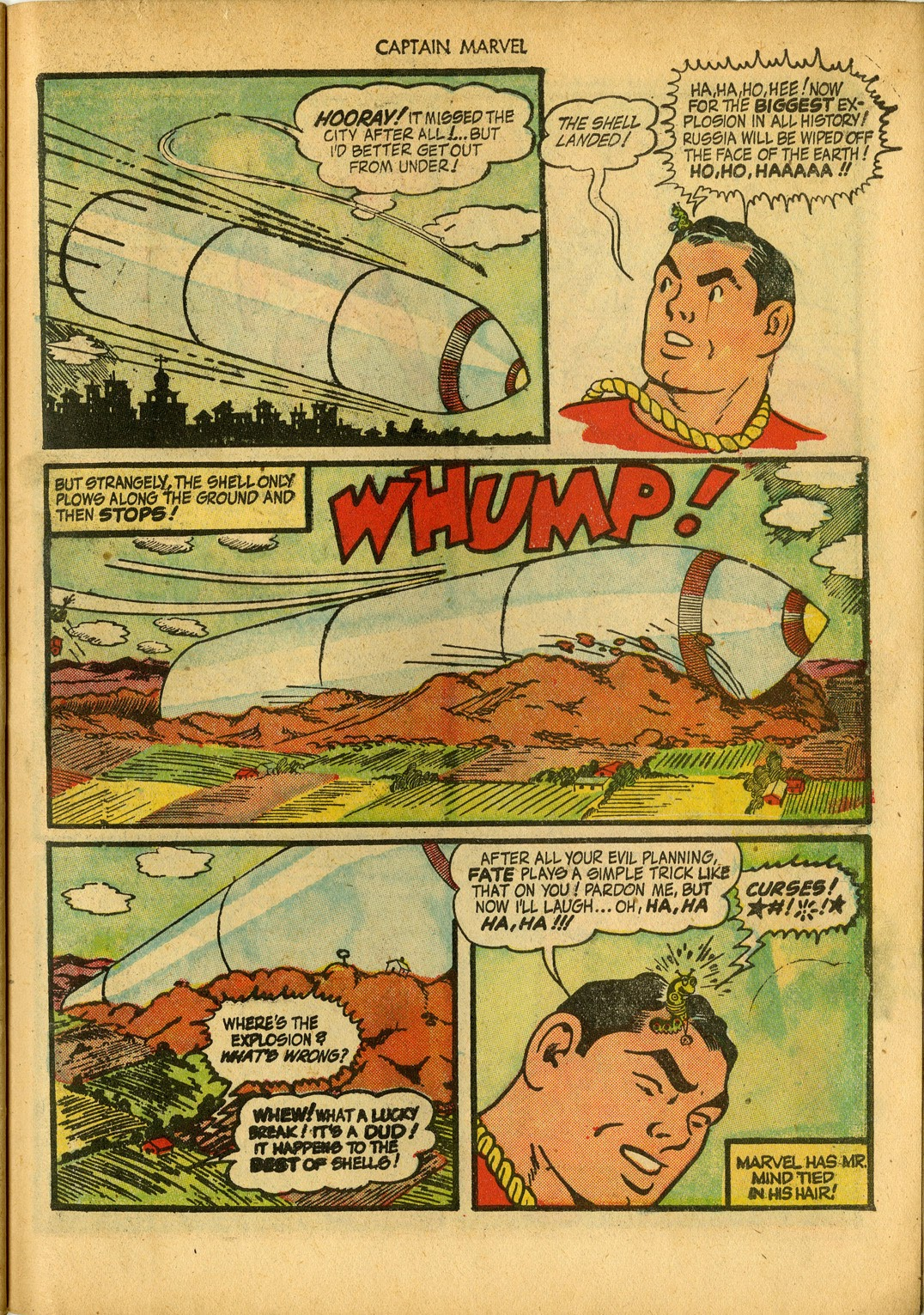 Captain Marvel Adventures issue 34 - Page 51