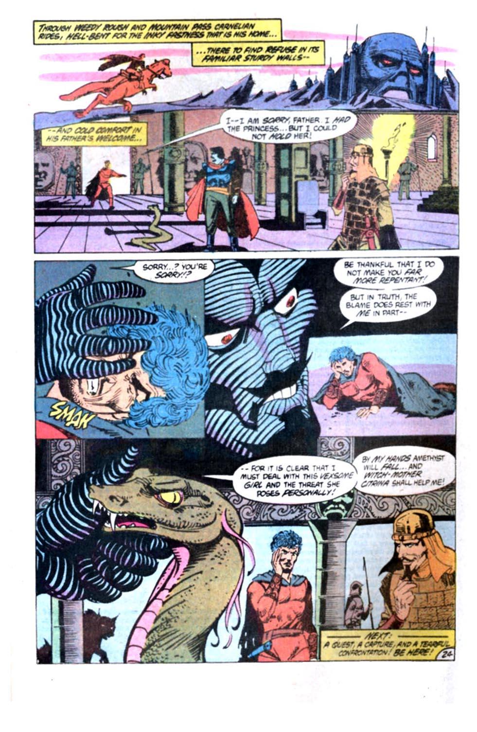 Read online Amethyst, Princess of Gemworld comic -  Issue #2 - 26