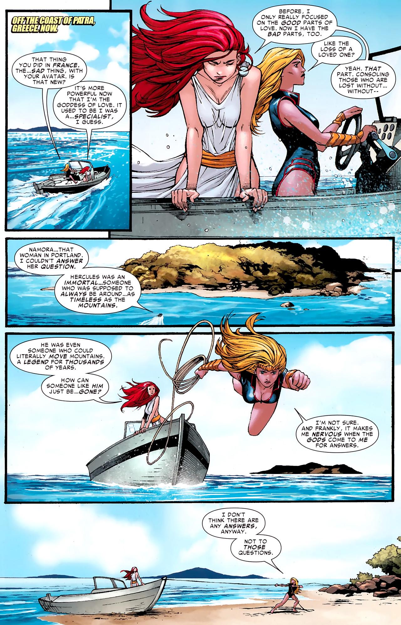 Read online Hercules: Fall of an Avenger comic -  Issue #1 - 30