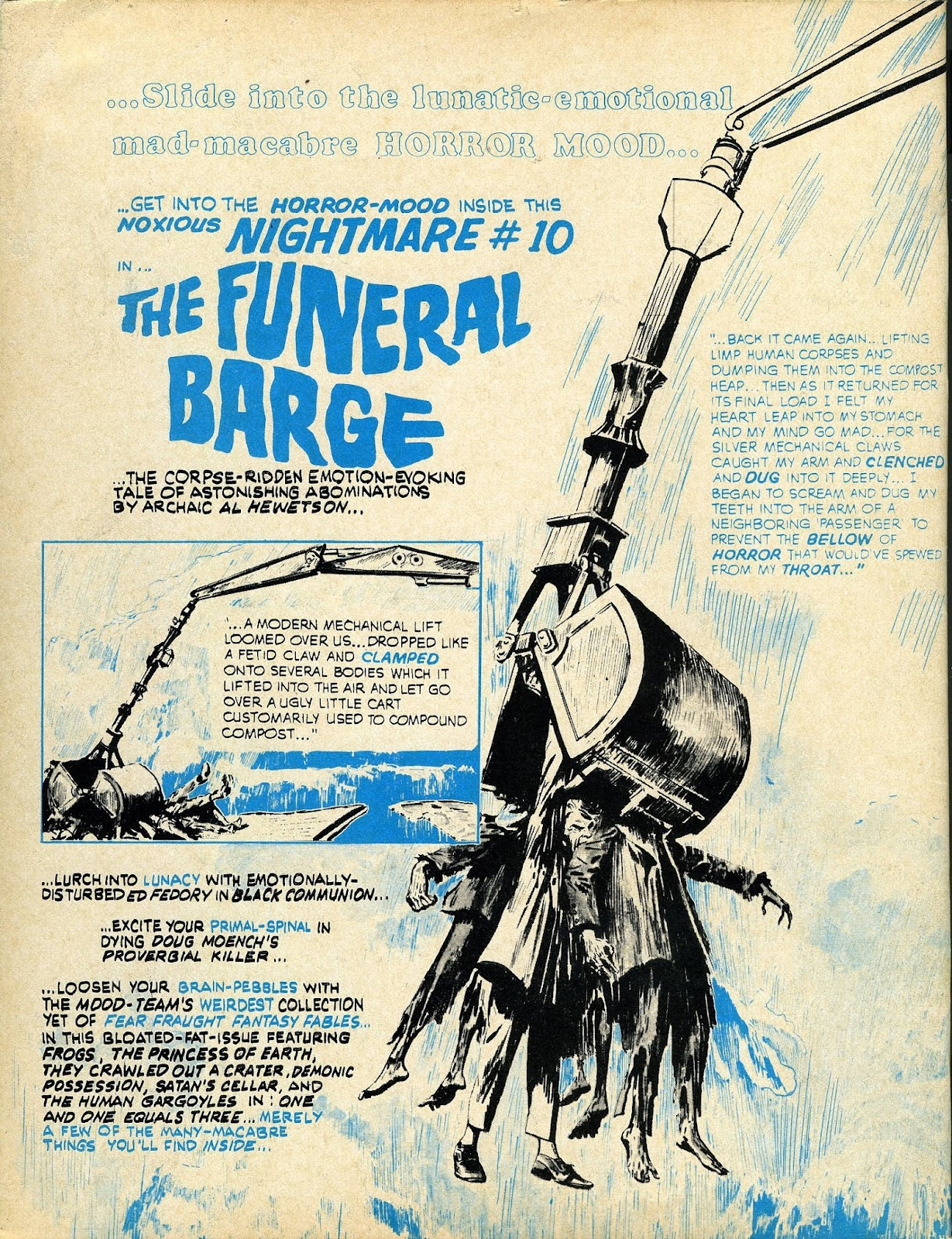 Nightmare (1970) issue 10 - Page 69
