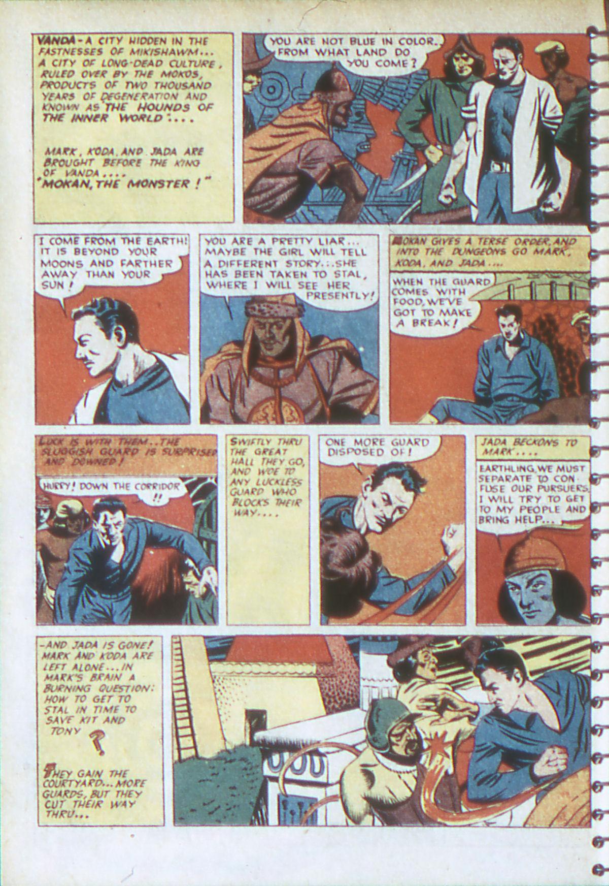 Read online Adventure Comics (1938) comic -  Issue #54 - 23