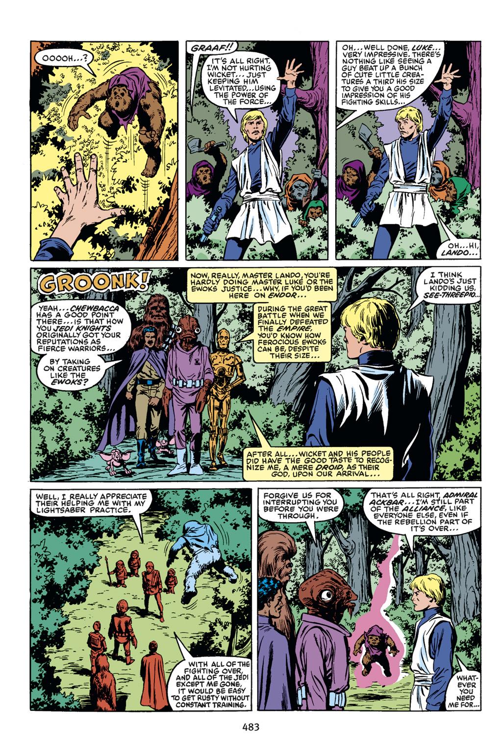 Read online Star Wars Omnibus comic -  Issue # Vol. 18.5 - 199