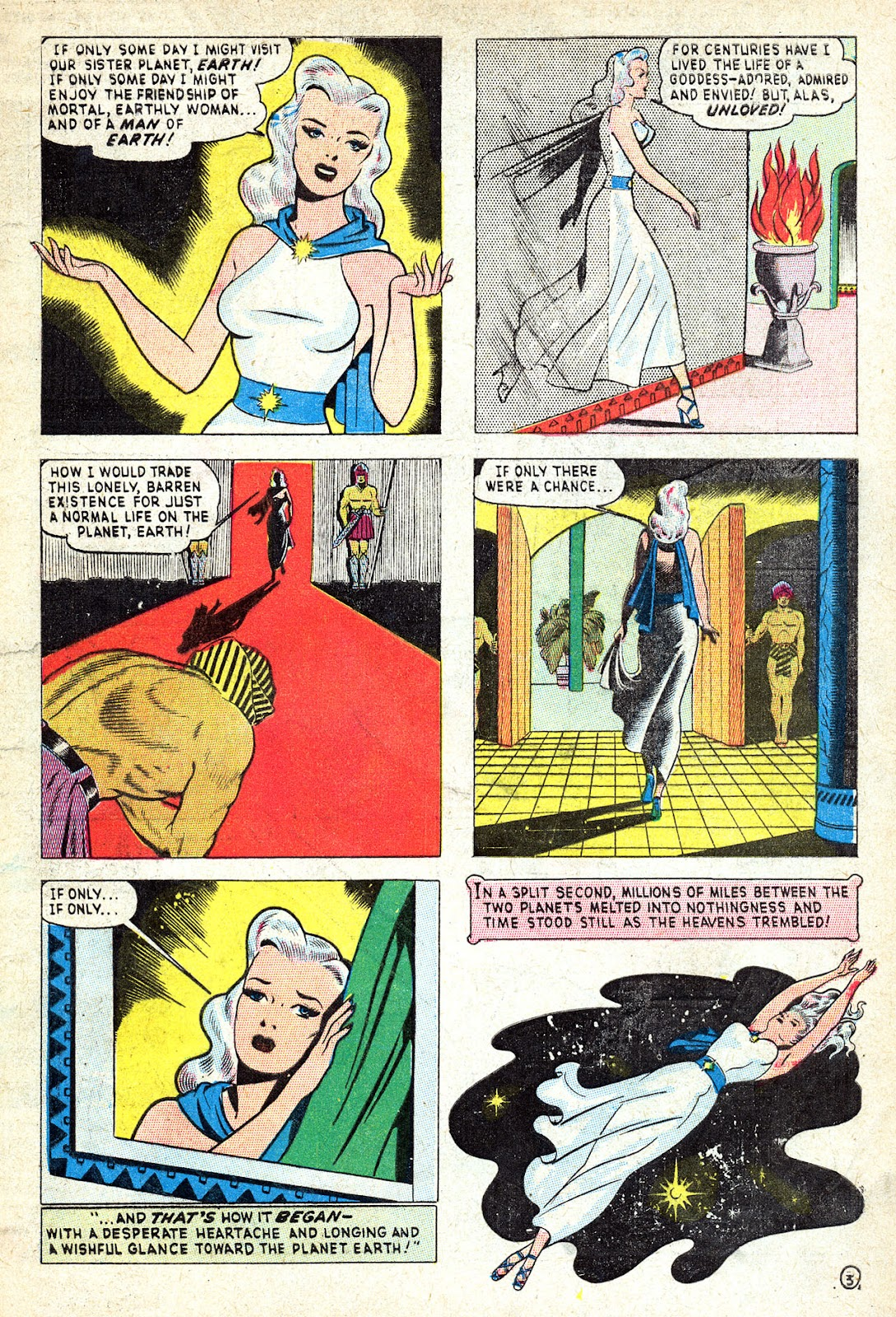 Venus (1948) issue 1 - Page 5