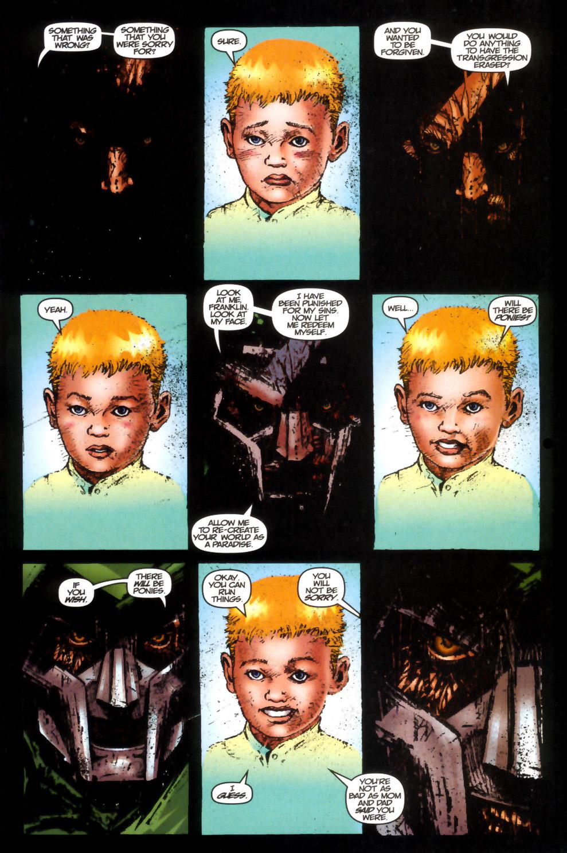 Read online Doom: The Emperor Returns comic -  Issue #2 - 20