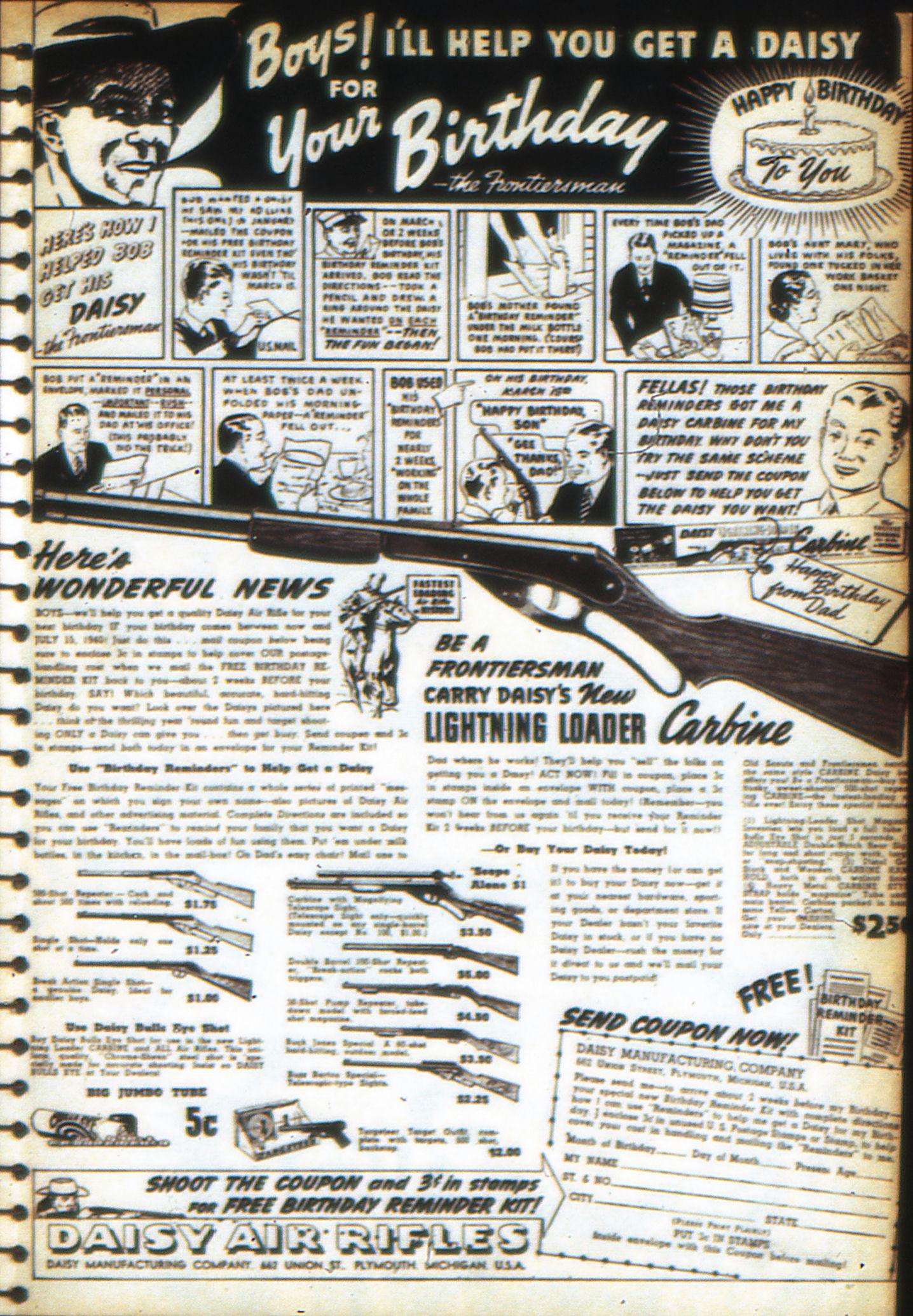Read online Adventure Comics (1938) comic -  Issue #47 - 68