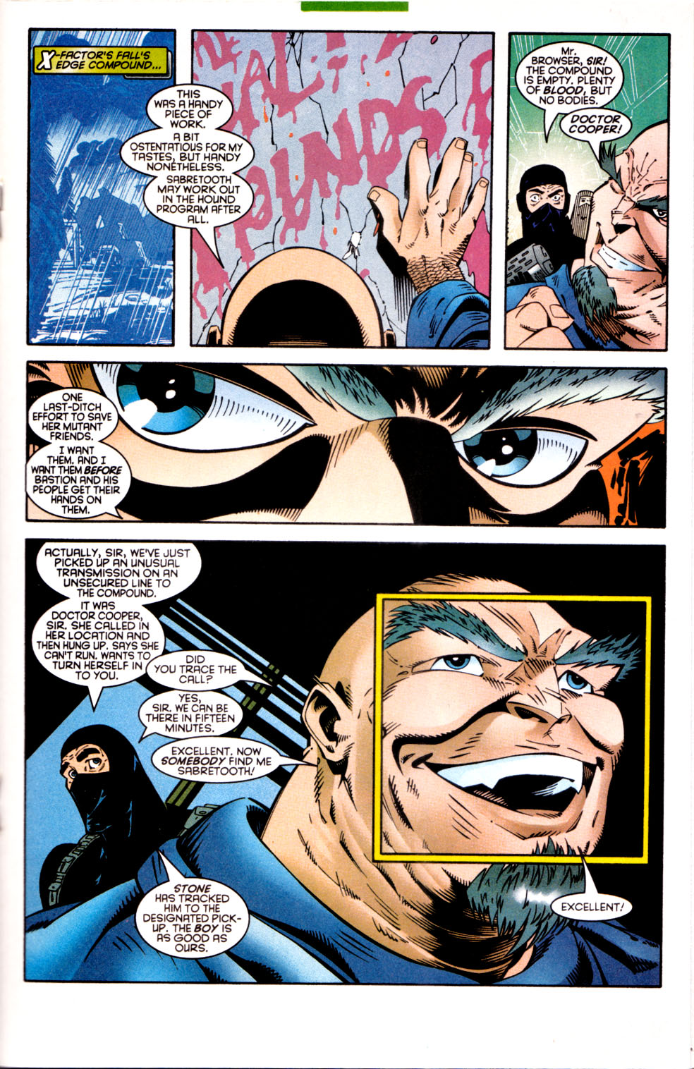 Read online X-Factor (1986) comic -  Issue #137 - 14