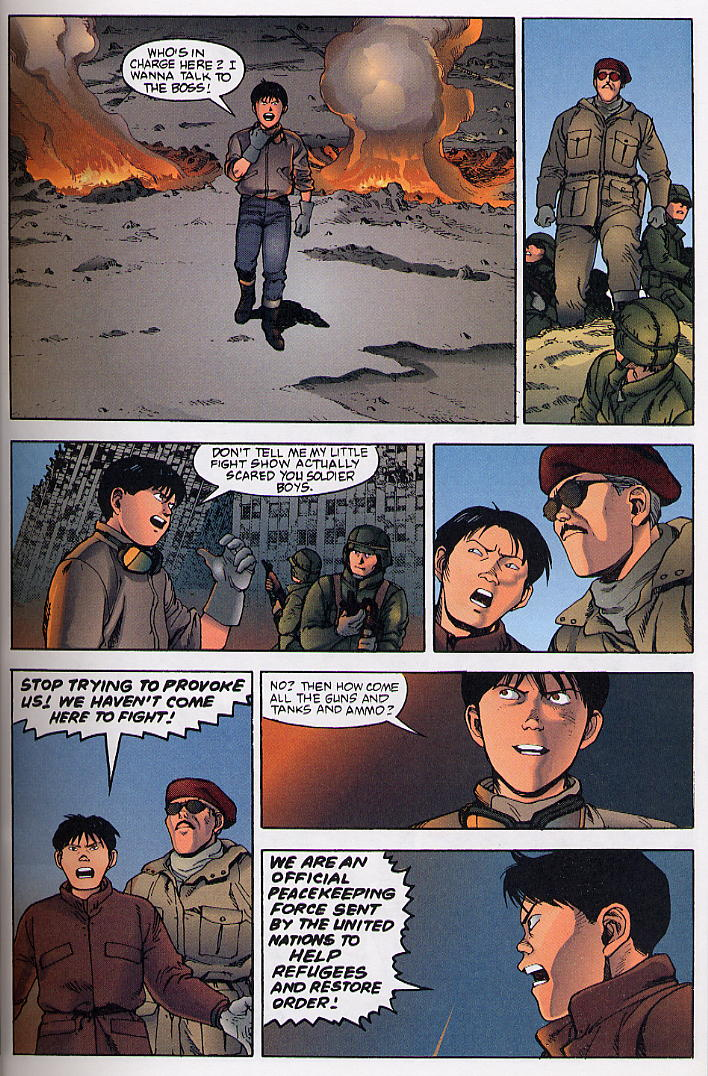 Read online Akira comic -  Issue #38 - 19
