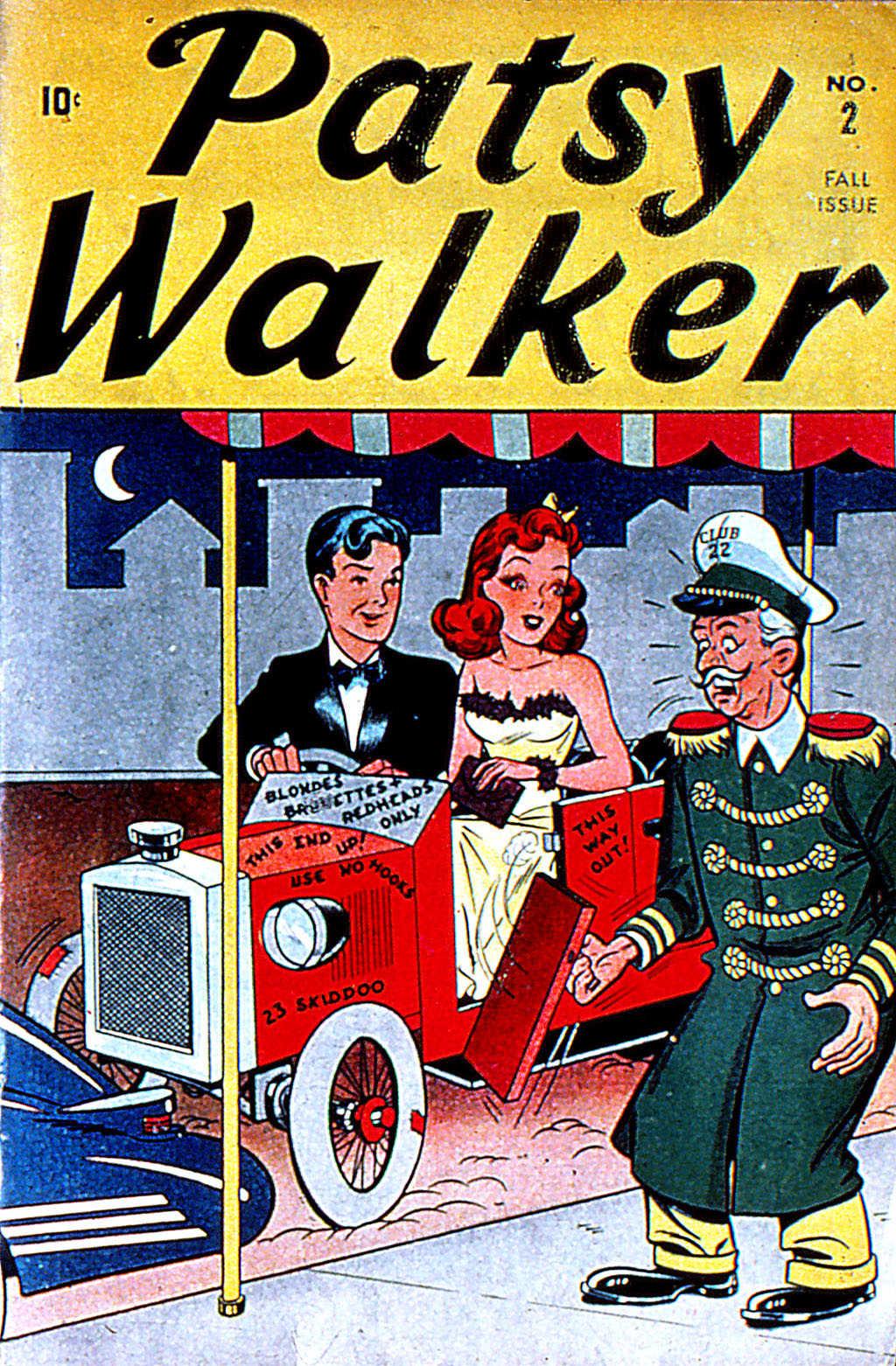 Patsy Walker 2 Page 1